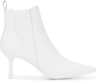 Senso Pointed Toe Ankle Boots