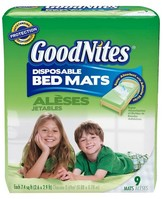 Huggies GoodNites® Disposable Bed Mats (9 count)