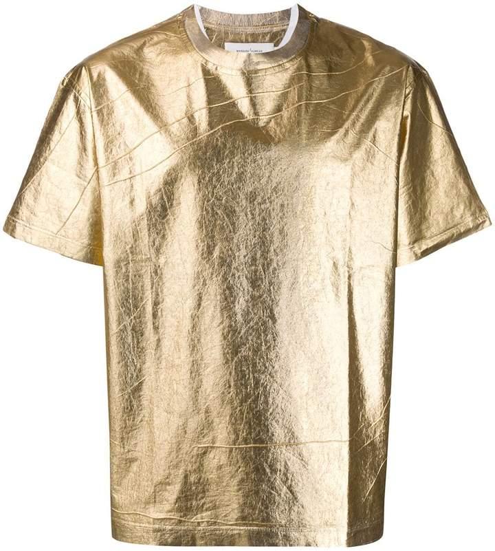 Marques Almeida Marques'Almeida オーバーサイズ Tシャツ
