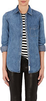 Rag & Bone Women's Chambray Button-Front Shirt