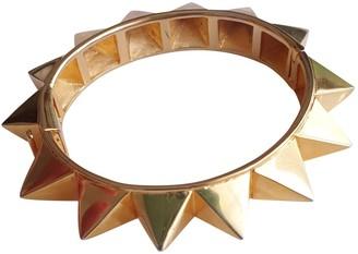 Tom Binns Gold Metal Bracelets