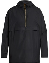 Oliver Spencer Cagoule Lightweight Hooded Jacket