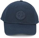 Stone Island logo baseball cap - men - Cotton - L