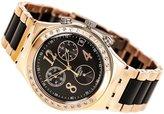 Swatch Women's Irony YCG404G Multi Stainless-Steel Swiss Quartz Watch