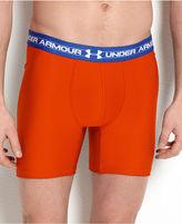 """Under Armour Men's Underwear, Mesh BoxerJock 6"""" Boxer Brief"""