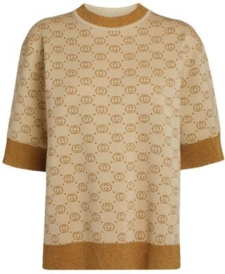 Gucci Wool-Rich Interlocking G Sweater