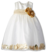 Us Angels Sleeveless Petal Dress (Toddler)