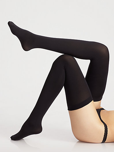 Wolford Fatal Stay-Up 80 Thigh-Highs