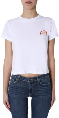 Être Cécile Rainbow Patch Inez T-Shirt