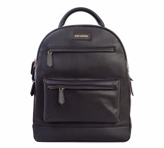Kurt Lincoln Leather Backpack
