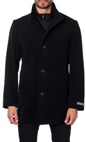 Jared Lang Men's Wool Blend Coat