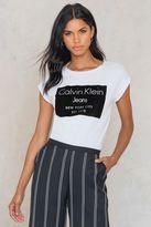 Calvin Klein Tika Logo T-Shirt