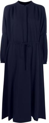 Odeeh Bow Tie Shirt Dress
