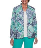 Alfred Dunner Montego Bay Quilted Jacket