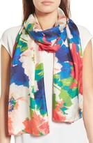 Echo Women's Colada Floral Silk Oblong Scarf