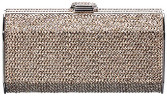 Judith Leiber Channel Rectangle Clutch
