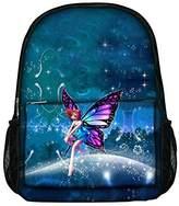 Luxburg Luxury Designer Backpack / Rucksack, School / Gym / Travelling bag - Fairy