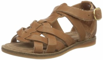Bisgaard Girls Amalie T-Bar Sandals