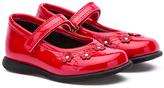 Rachel Red Patent Mitsy Mary Jane