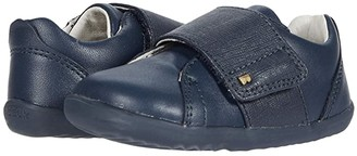 Bobux Step Up Boston (Infant/Toddler) (Navy 2) Kid's Shoes