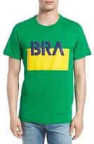Lacoste Men's 'Sprinter' Graphic Crewneck T-Shirt