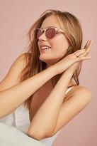 Anthropologie Rockaway Wayfarer Sunglasses