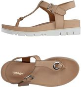 Zamagni Toe strap sandals
