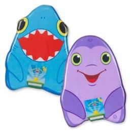 Melissa & Doug Kickboard Bundle - Dolphin & Shark