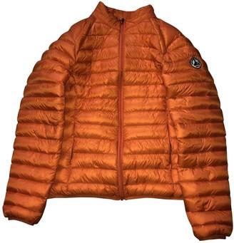 JOTT Orange Coat for Women