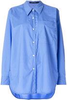 Sofie D'hoore classic shirt - women - Cotton - 36