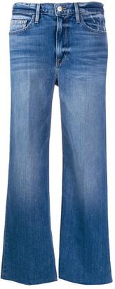 Frame Flared Jeans