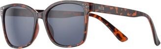 Elle Women's Studded Square Sunglasses