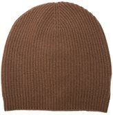 P.A.R.O.S.H. ribbed beanie hat - women - Cashmere/Wool - M