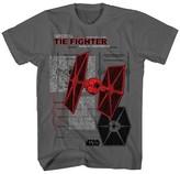 Star Wars Boys' T-Shirt - Charcoal