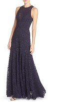 Vera Wang Lace Gown