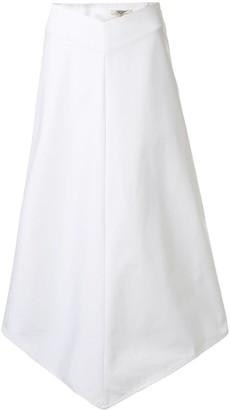 Atlantique Ascoli A-line flared skirt