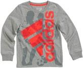 adidas Boys 4-7x Go-To Sports Player Tee
