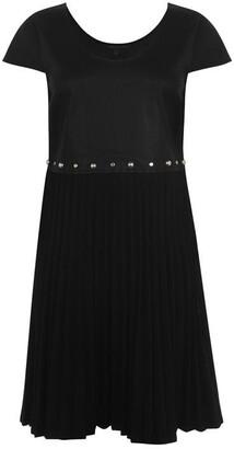 Armani Exchange Eco Stud Dress