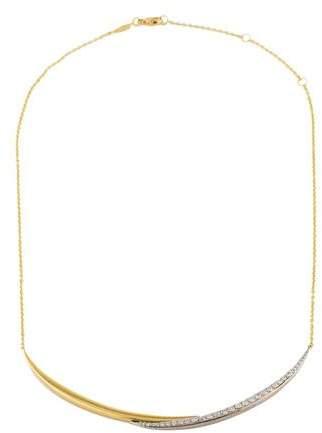 Penny Preville 18K Diamond Collar Necklace