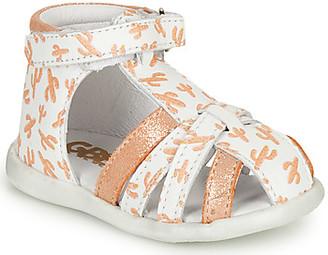 GBB AGRIPINE girls's Sandals in Orange
