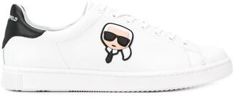 Karl Lagerfeld Paris Kourt Ikonik 3d sneakers