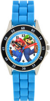 Character Boys Blue Strap Watch-Gsm3044jc