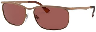 Persol Unisex Po2458s 62Mm Polarized Sunglasses