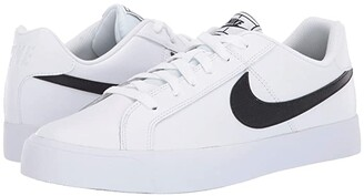 Nike Court Royale AC (White/Black) Men's Classic Shoes