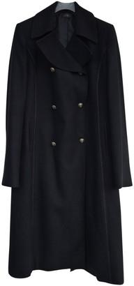 Basile Black Coat for Women