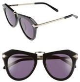 Karen Walker Alternative Fit One Orbit - Arrowed by Karen 50mm Sunglasses