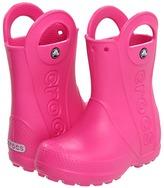 Crocs Handle It Rain Boot (Toddler/Little Kid)