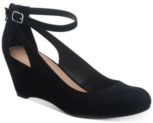 Sun + Stone Miley Cutout Wedges, Created for Macy's Women's Shoes