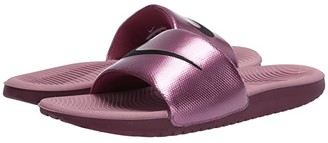 Nike Kawa Slide (Plum Dust/Black/Shadowberry) Women's Sandals
