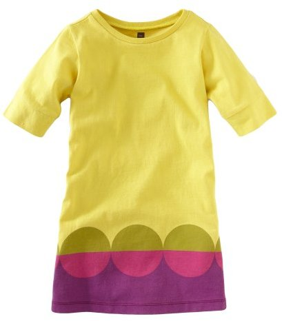 Tea Collection Baby-girls Infant Adorable Dots Shift Dress